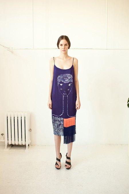 Показаны новые лукбуки Balenciaga, Chanel и Zac Posen. Изображение № 21.