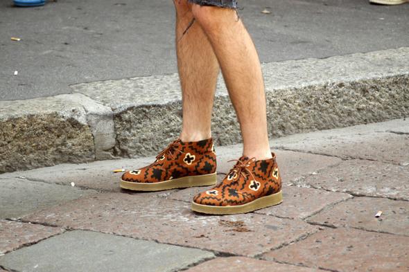 Изображение 6. Milan Fashion Week в деталях: день 3.. Изображение № 4.