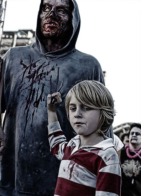 Zombie Walk. Изображение № 4.