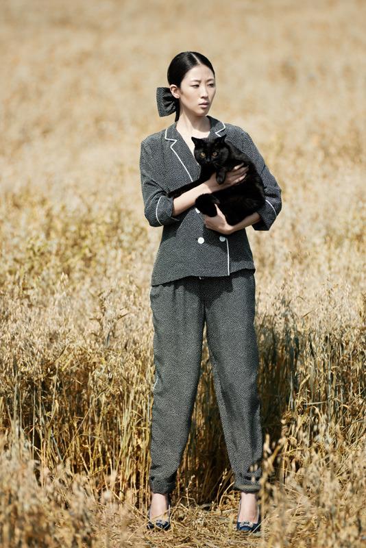 Лукбук: Oksana On x Lada & Alex. Изображение № 22.