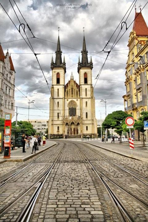 Правильные фотографии Праги. Изображение № 2.