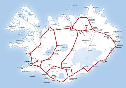 По Исландии на автобусе. Изображение № 9.