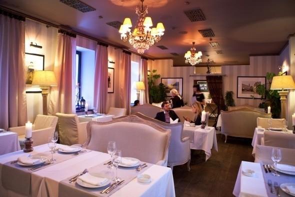 """Изображение 1. Ресторан-бутик """"Колонна"""" Василия Церетели.. Изображение № 1."""
