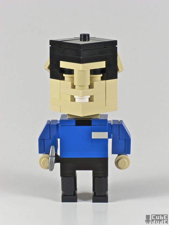 Изображение 24. Lego-герои CubeDude .. Изображение № 24.