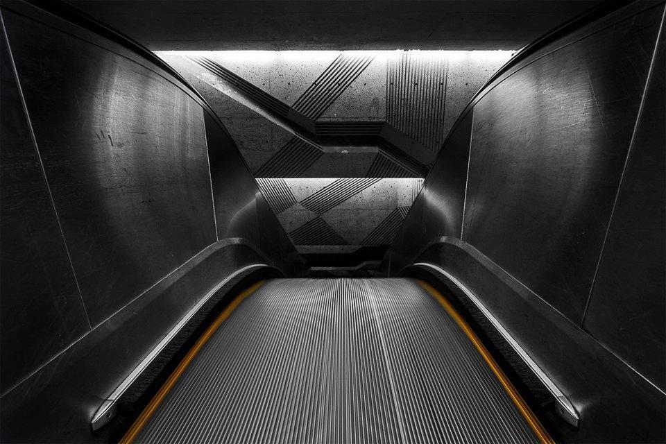 Фото: незаметная красота монреальского метро. Изображение № 3.