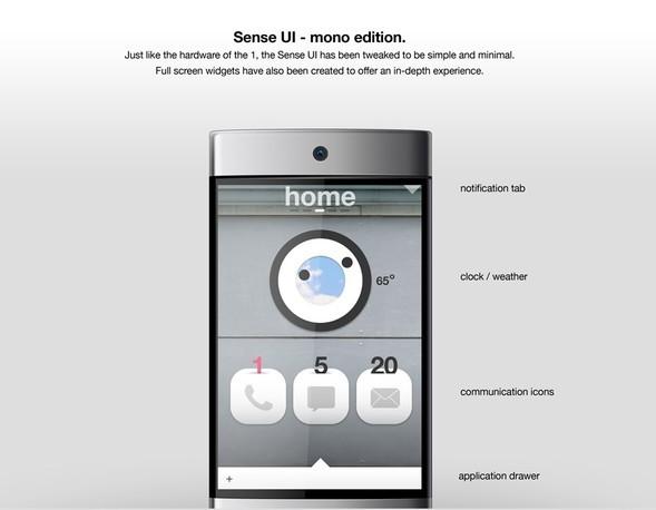 HTC 1. Изображение № 3.
