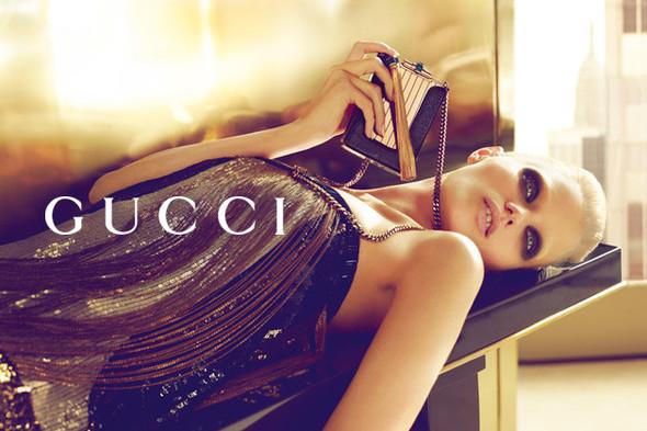 Кампания: Gucci SS 2012. Изображение № 5.