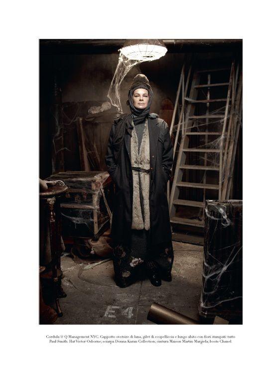 "Съёмка: ""Winter's Edge"" by Steven Meisel. Видите Россию?. Изображение № 14."
