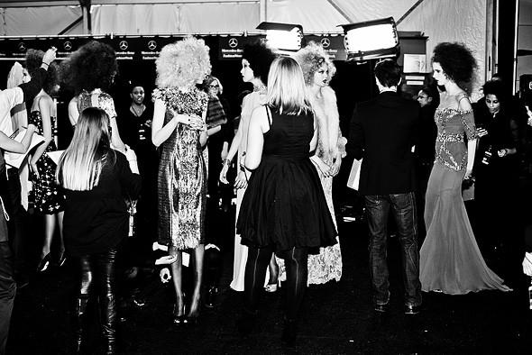 Неделя моды в Нью-Йорке: Репортаж. Изображение №63.