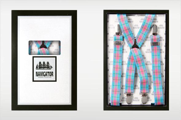 Коллекция подтяжек «Навигатор» от Sevaro Elit . Изображение № 17.