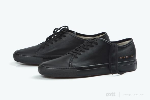 Common Projects - недешевая обувь. Изображение № 7.