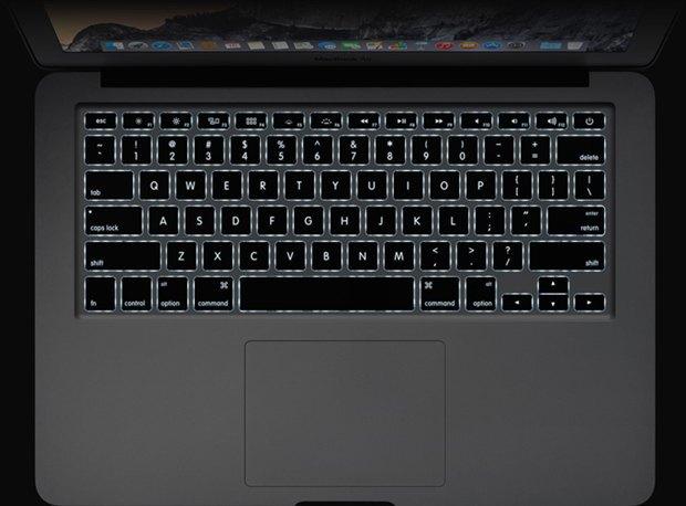 Клавиатура MacBook Air. Изображение № 2.
