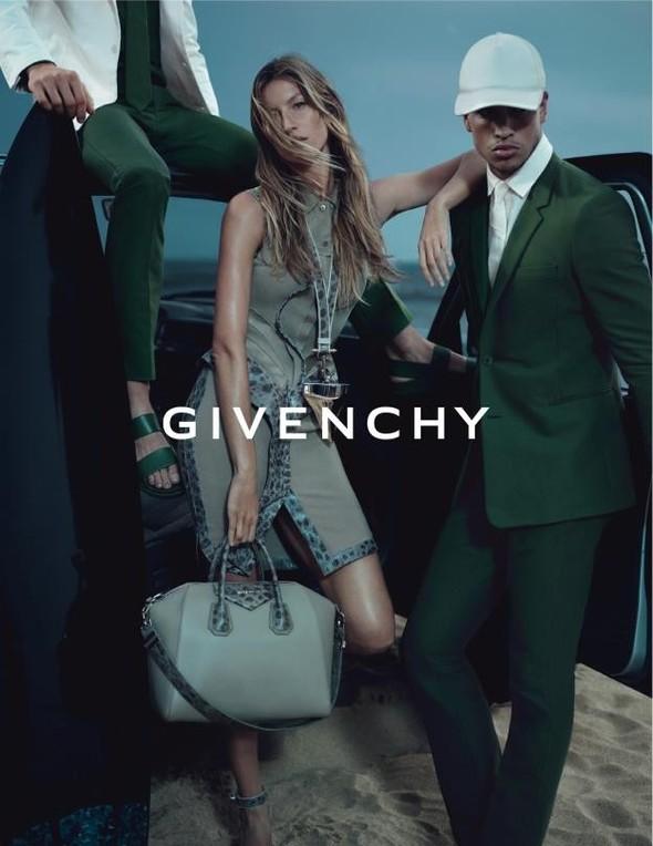 Кампания: Givenchy SS 2012. Изображение № 6.