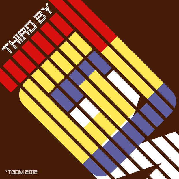 "Хай Эврибади! TGDM  released new EP. ""third by"" is already online . Изображение № 1."