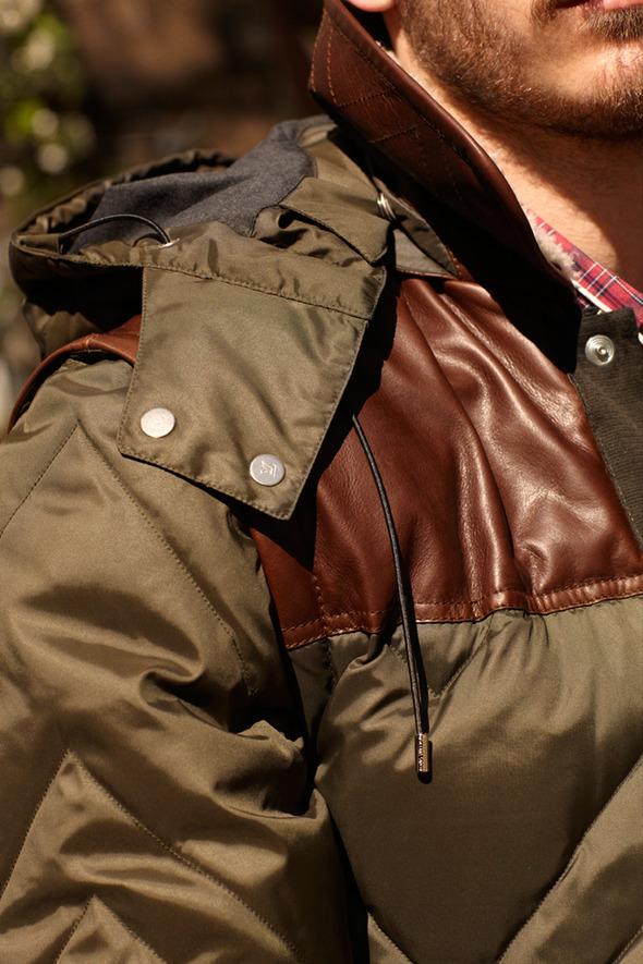 Новые мужские лукбуки Louis Vuitton, Marc Jacobs и Fred Perry. Изображение № 51.
