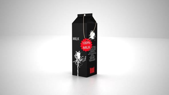 Новый дизайн упаковки молока плюс позиционирование. Изображение № 5.