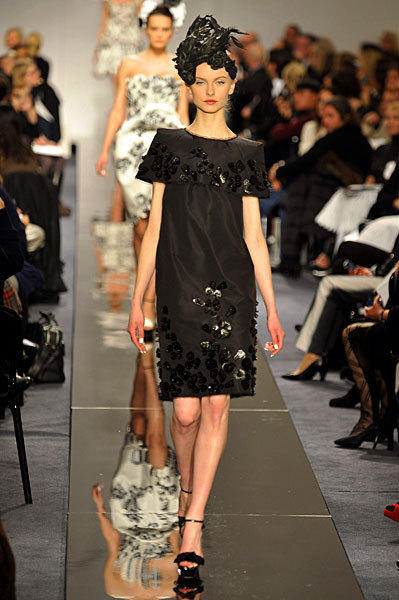 Chanel Spring 2009 Haute Couture. Изображение № 10.
