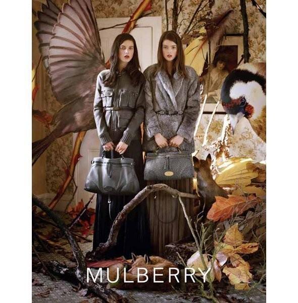 Изображение 7. Рекламная кампания и видео новой коллекции Mulberry.. Изображение № 7.