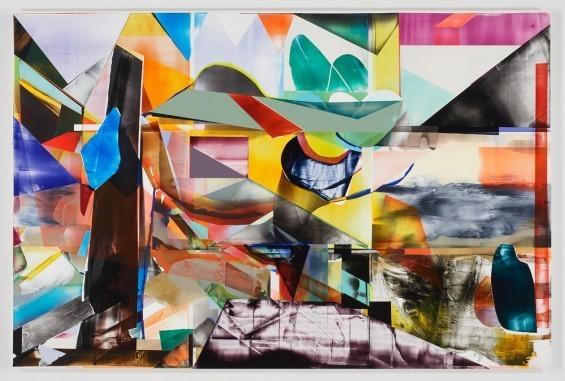 Точка, точка, запятая: 10 современных абстракционистов. Изображение № 15.
