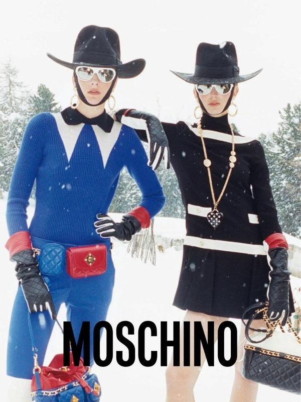 Вышли новые кампании Gucci, Eleven Paris, Forever 21, Moschino и Tomboy. Изображение № 47.