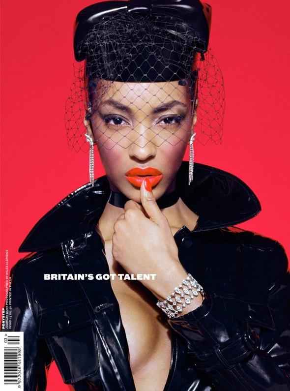 Обложки: Harper's Bazaar, Playing Fashion, Style.com/Print и другие. Изображение № 5.