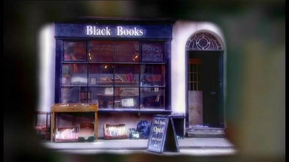 Black Books. Изображение № 1.