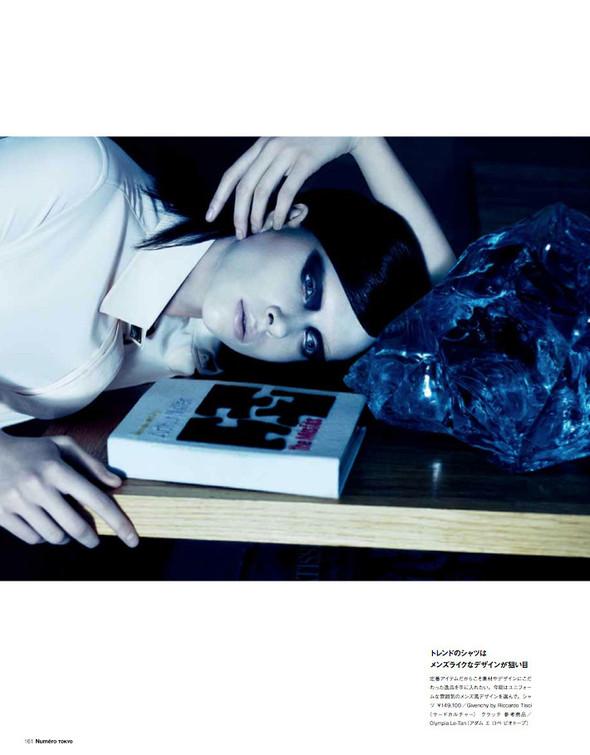 Съемки: Vogue, Numero, Tush и другие. Изображение №60.