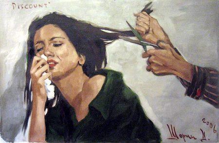 Ветреный художник Шорин. Изображение № 3.