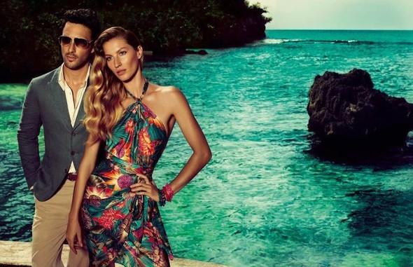 Превью мужских кампаний: Gucci, YSL и другие. Изображение № 4.