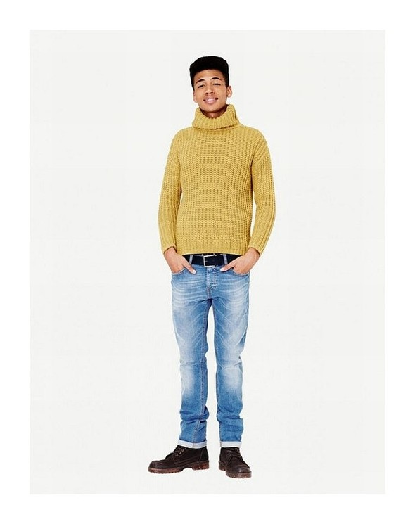 Лукбук: United Colors of Benetton Fall 2011 Menswear. Изображение № 1.