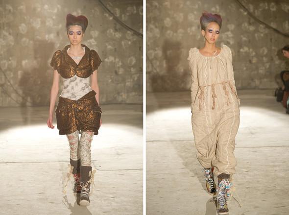 Japan Fashion Week AW 2010 - 2011. Изображение № 41.