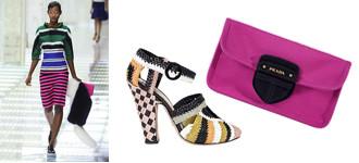 Изображение 34. Весенне-летняя коллекция Prada на обложках и в блогах.. Изображение № 27.