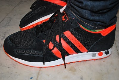 Adidas Originals L A Trainer. Изображение № 3.