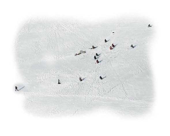 Зима в очень средней полосе. Изображение № 10.