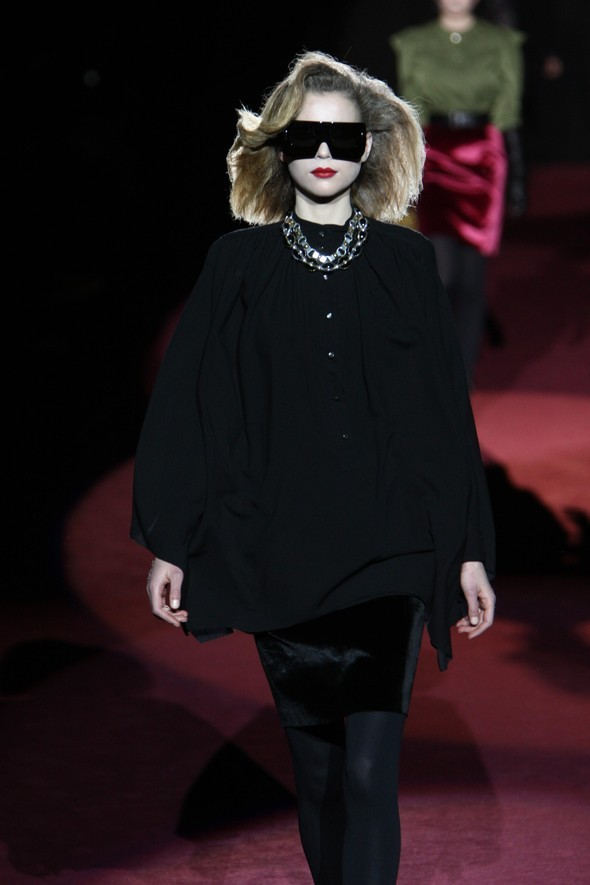 Marc Jacobs fall winter 2009–2010. Изображение № 16.