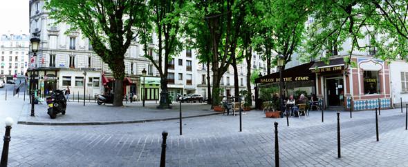 Изображение 37. Париж: Восток.. Изображение № 39.