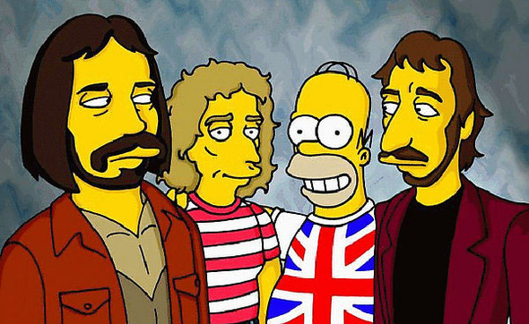 Bands to watch in Simpsons. Изображение № 32.