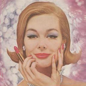 Изображение 3. Мода 60х: макияж.. Изображение № 3.