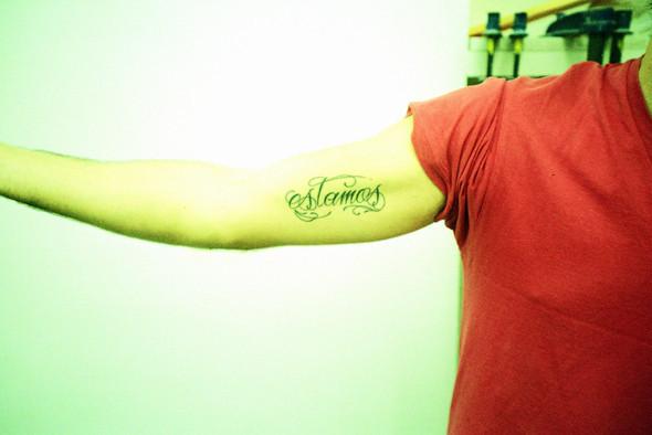 Изображение 115. На полруки: о татуировках в Мадриде.. Изображение № 34.