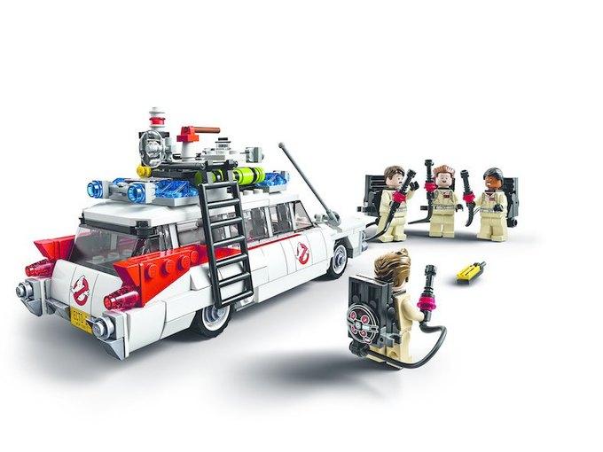 Опубликованы первые фотографии набора «Охотников за привидениями» LEGO. Изображение № 3.
