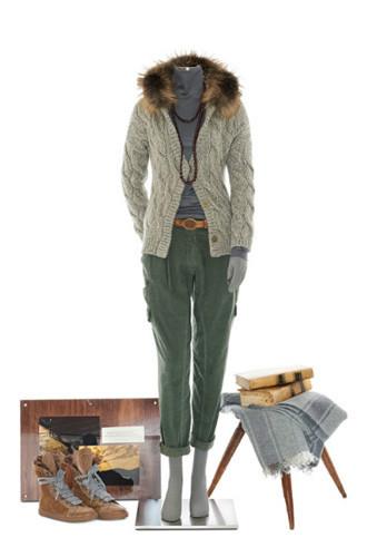 Brunello Cucinelli: лукбук осень-зима 2011/2012. Изображение № 86.