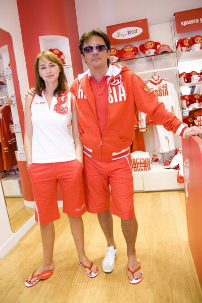 Олимпийская мода. Изображение № 5.