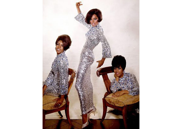 Группа The Supremes . Изображение № 14.