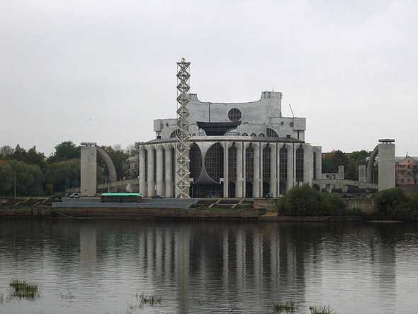 Фредерик Шубин. Архитектурные шедевры СССР. Изображение № 12.