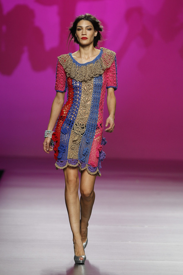 Madrid Fashion Week SS 2012: Francis Montesinos. Изображение № 13.