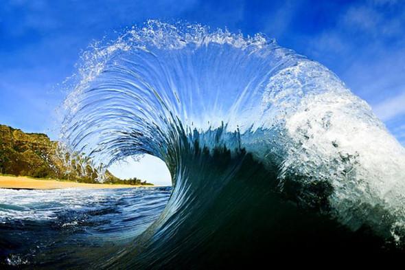 Нагребне волны – Clark Little, фотограф- серфингист. Изображение № 20.