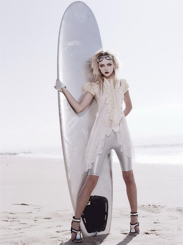 Life's a beach: Пляжные съемки. Изображение № 92.