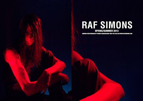 Показана новая кампания Raf Simons. Изображение № 4.