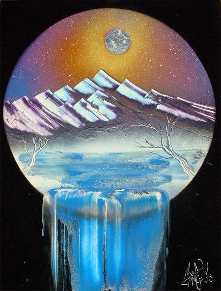 Spray paint art. Изображение № 8.