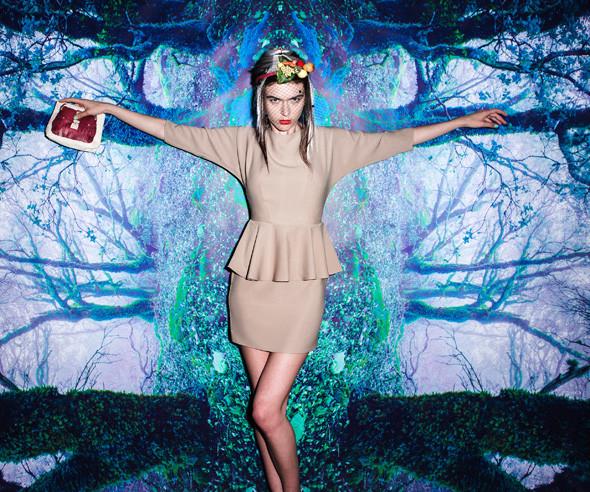 Платье Сat's Production, ободок Litya, сумка Thursday Friday. Изображение № 14.